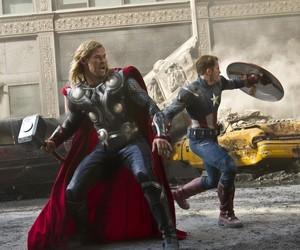 Avengers, Marvel, and chris hemsworth image