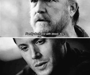 supernatural, dean winchester, and bobby singer image