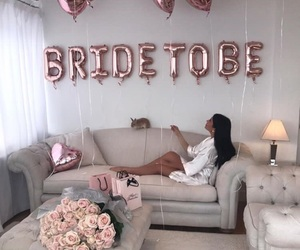 bride, wedding, and goals image
