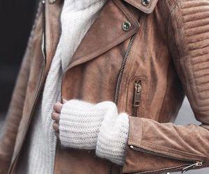 autumn, fashion, and sweater image
