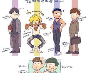 osomatsu-san and girlymatsu image