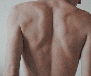 boy, back, and Hot image