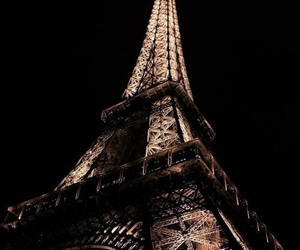 paris, travel, and light image