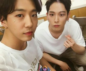 bap, yongguk, and himchan image