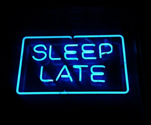 blue, light, and sign image
