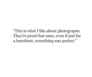 quotes, photograph, and perfect image