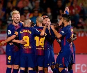 football, tumblr, and fc barcelona image