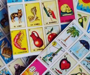 juegos, loteria, and mexicans image