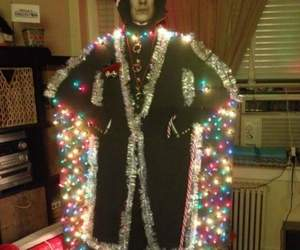 harry potter, christmas, and severus snape image