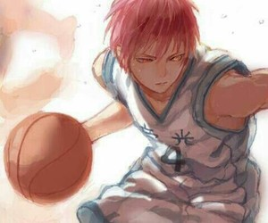 anime, kuroko no basket, and knb image