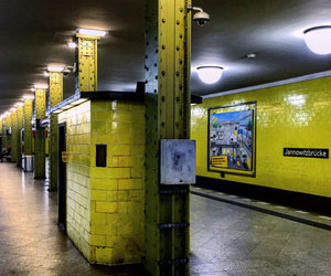 berlin, station, and subway image