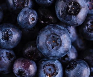 blueberry, purple, and fruit image