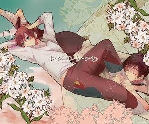 anime, aph, and art image