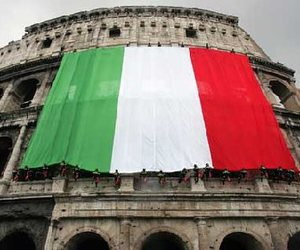 colosseo, country, and flag image