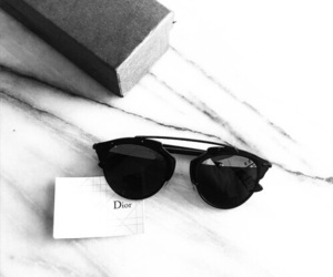 fashion, dior, and sunglasses image