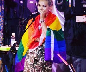 hayley kiyoko, lgbt, and lesbian image