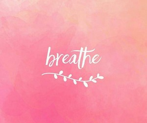 breath, wallpaper, and pink image