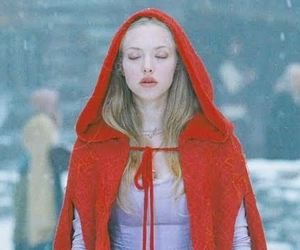 red riding hood and movie image