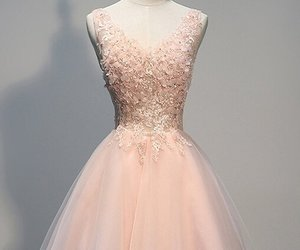 cheap, high quality, and short prom dresses image