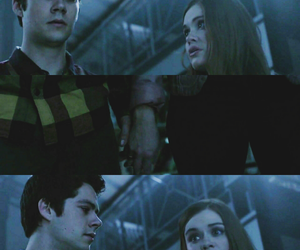 lydia, mtv, and teen wolf image