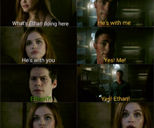 ethan, teen wolf, and stiles image