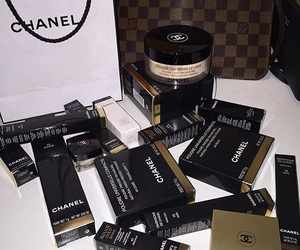 chanel, lips, and lipstick image