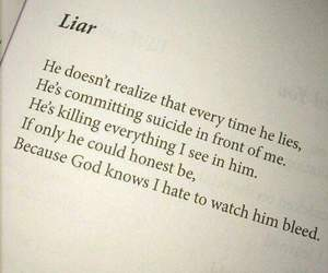 quotes, Liars, and book image