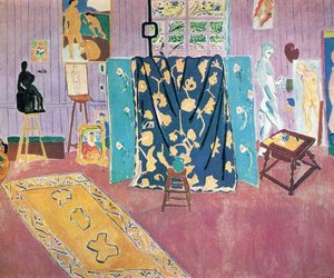 art and matisse image
