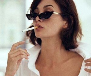cigarette and beauty image