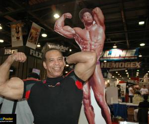 bodybuilding and bodybuilding motivation image