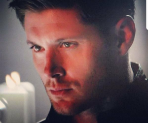 dean winchester, impala, and Jensen Ackles image