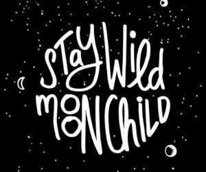 black, wild child, and cancer image