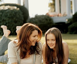 gilmore girls and alexis bledel image