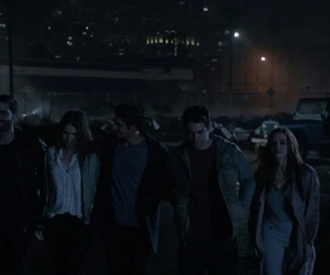 derek, Finale, and malia image