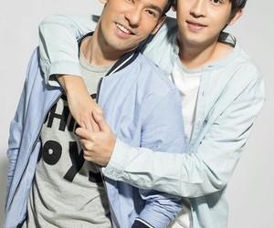 bl, thai drama, and Boys Love image