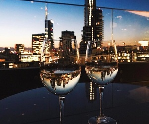 beautiful, wine, and building image