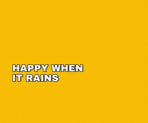 happy, wallpaper, and yellow image