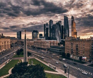 city, moscow, and best city of the world image