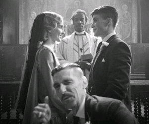 Shelby and peaky blinders image