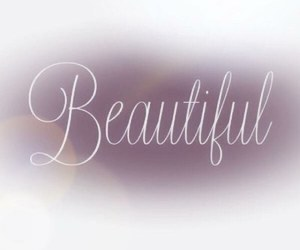beautiful, edit, and text image