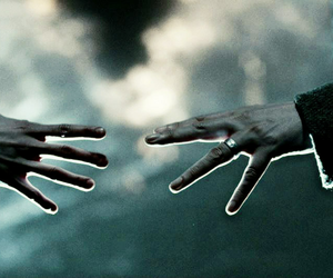 harry potter, hands, and remus lupin image