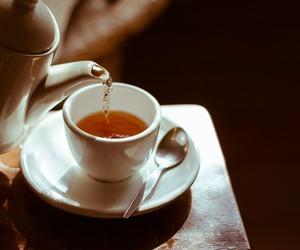 tea, autumn, and fall image