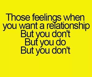 feelings, Relationship, and love image