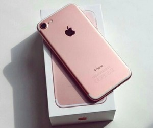 apple, new, and rose gold image