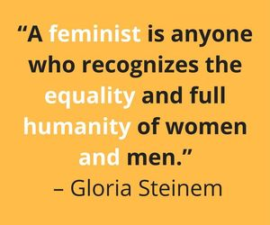 feminism and memorable quotes image