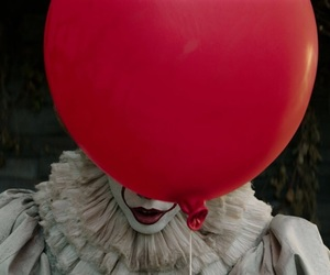 article, clown, and gif image