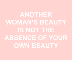 quotes, beauty, and pink image