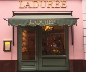 french, laduree, and russia image