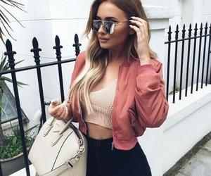 bag, pose, and style image