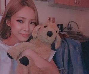 beutiful, girl, and korean image